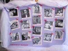 tableaux de mariage, initati, nozze, matrimonio, idee, sposa, sposi, tulle, glicine, film