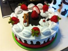 feltro, copritorta, torte, dolci, bignè,cucito creativo